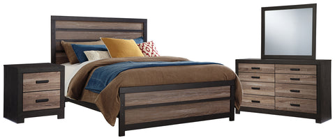 Harlinton Signature Design 6-Piece Queen Bedroom