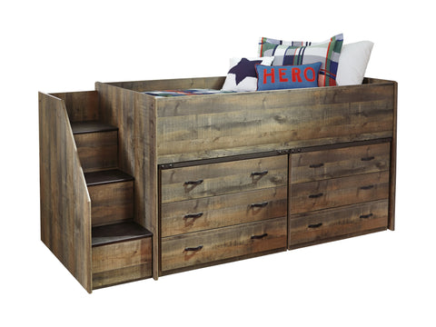 Signature Design by Ashley Trinell Twin Loft Bed
