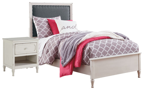 Faelene Signature Design 4-Piece Bedroom Set