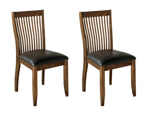Stuman Signature Design 2-Piece Dining Chair Set