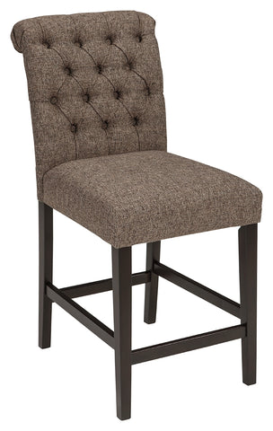 Tripton Signature Design Counter Height 2-Piece Bar Stool Set