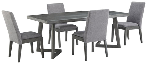 Besteneer Signature Design 5-Piece Dining Room Set