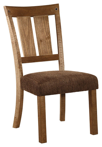Tamilo Signature Design 2-Piece Dining Chair Set