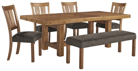 Tamilo Signature Design 6-Piece Dining Room Set