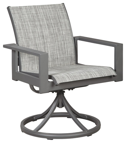 Okada Signature Design by Ashley Outdoor Dining Chair Set of 2