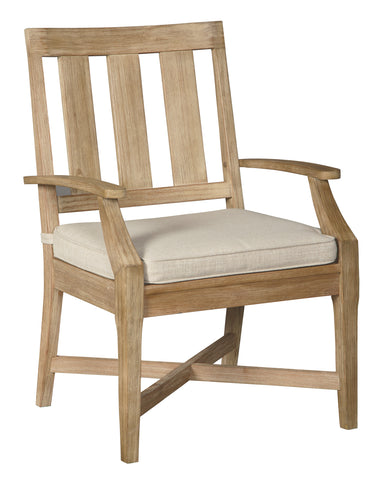 Clare View Signature Design by Ashley Outdoor Dining Chair