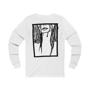 Crying Long Sleeve T-Shirt