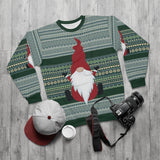 Holiday Gnome Ugly Christmas Sweater