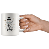 Let It Snowman 11oz Mug