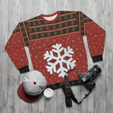 Snowflakes Ugly Christmas Sweater