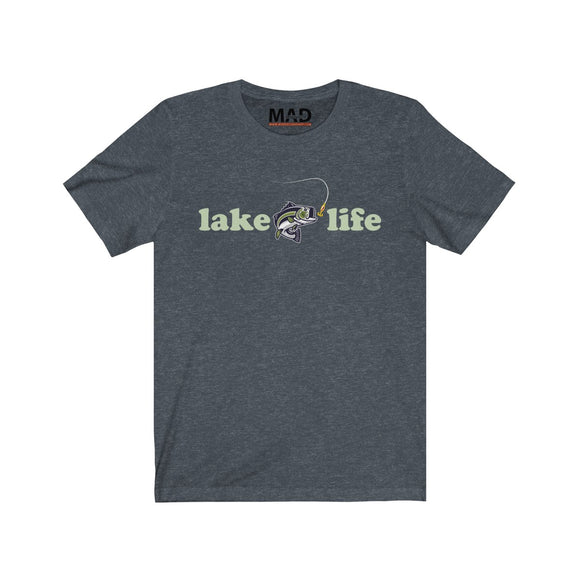 Lake Life Bass T-Shirt