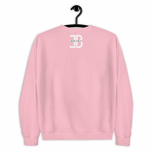Black Person Crew Neck Sweatshirt