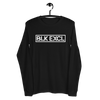 Blk Excl Bold Long Sleeve Tee