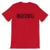 BLK EXCL BOLD TEE COLORS (BLACK)