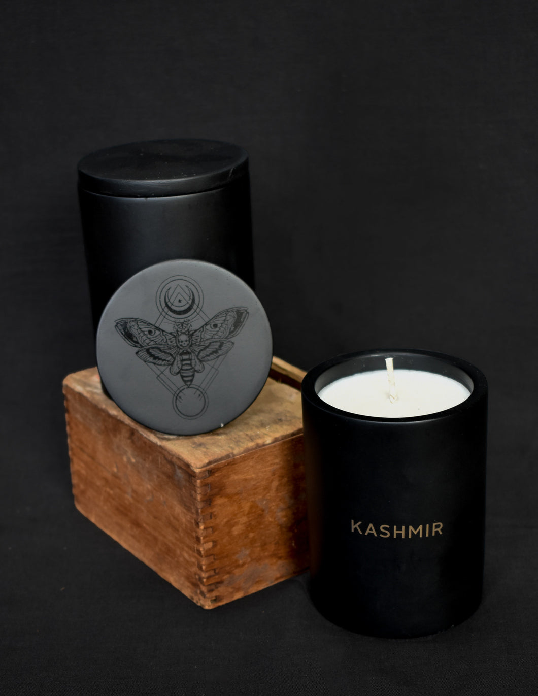 Kashmir Black 8oz