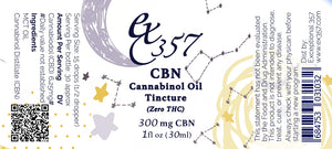 CBN - Cannabinol Oil Tincture