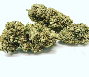 White - CBG Hemp Flower