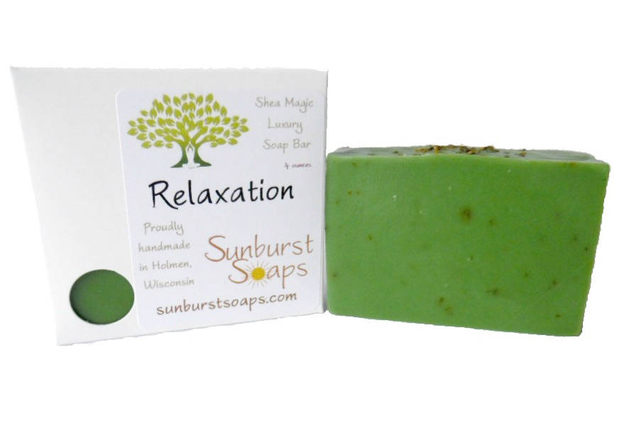 Relaxation Shea Magic Soap