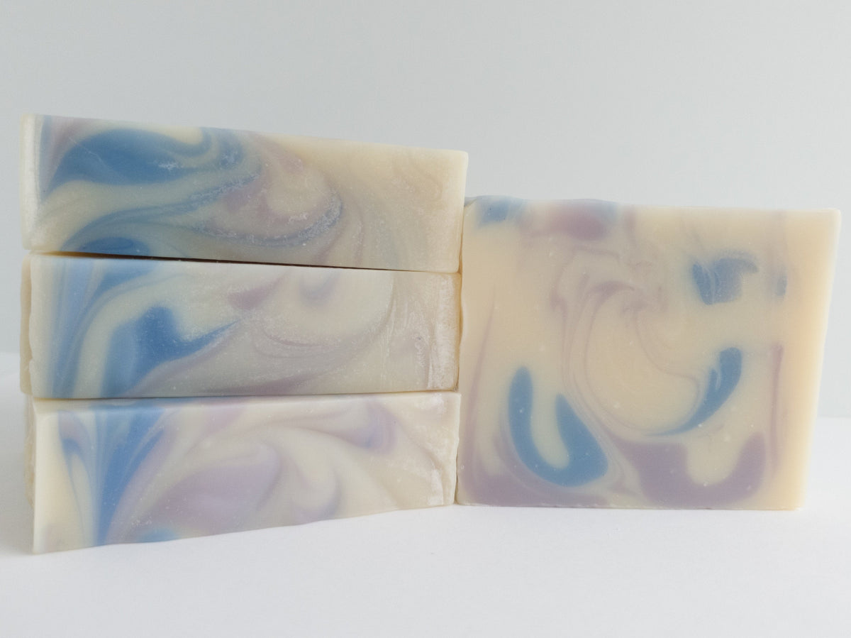 Purely Patchouli Shea Magic Luxury Soap