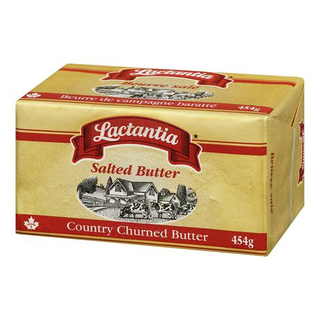 Lactantia Salted Butter