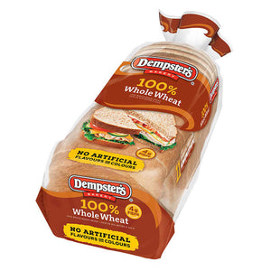Dempster's 100% Whole Wheat Bread