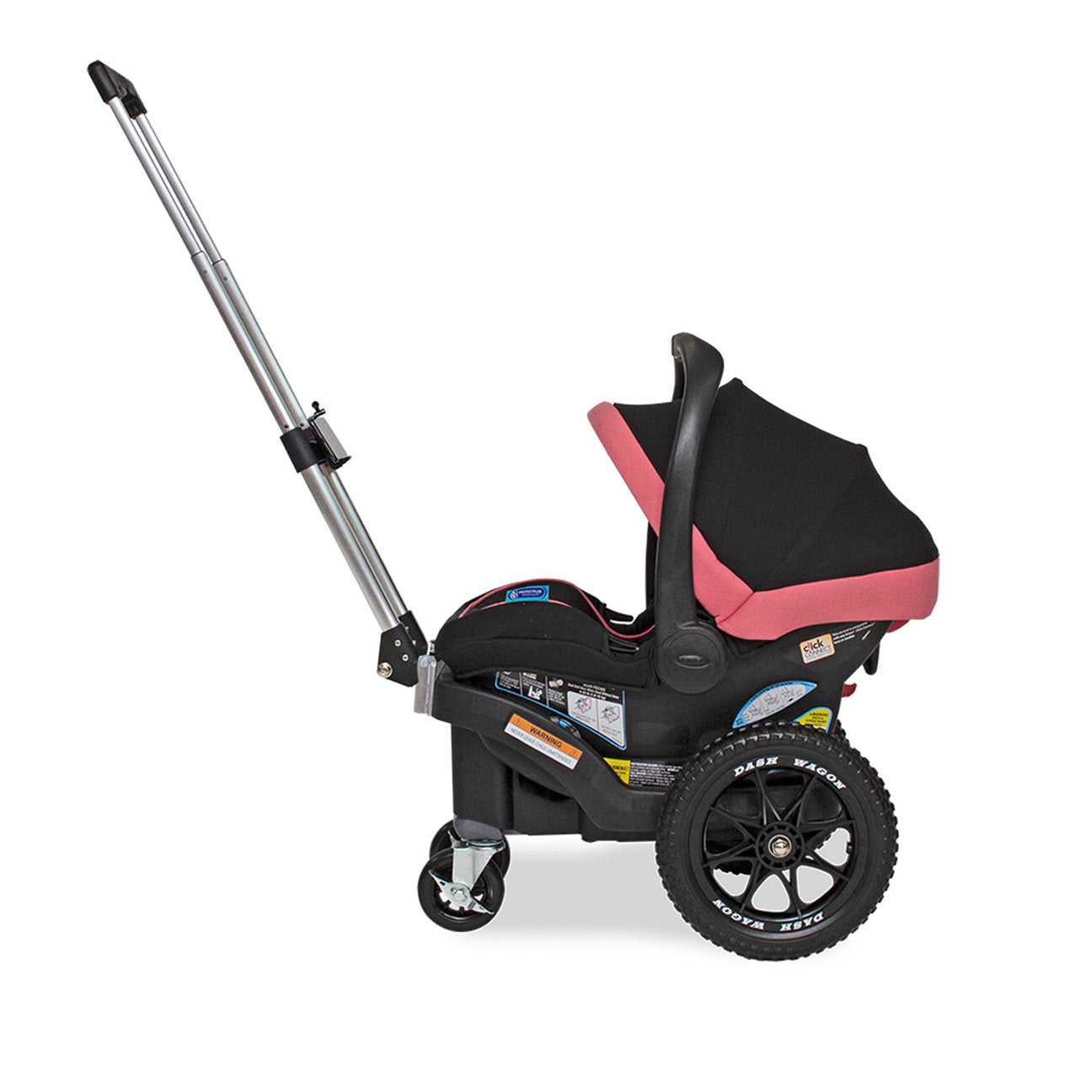 Dash Wagon® for Graco® Snugride with car seat