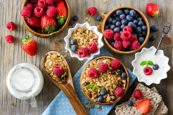 Foods For Fitness: The Importance of a Good Breakfast