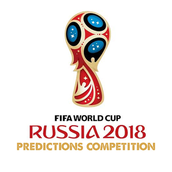 Foods For Fitness 2018 World Cup Predictions Competition