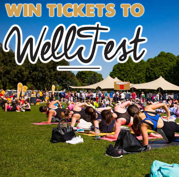 Win Tickets To Wellfest 2018!
