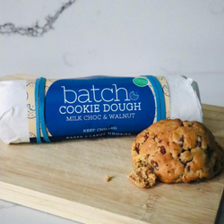 Batch Cookie Dough (Milk Choc & Walnut)