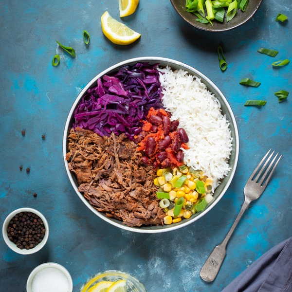 Burrito Bowl - Home Cooked Range