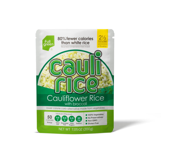 Cauli Rice - Cauliflower Rice With Broccoli