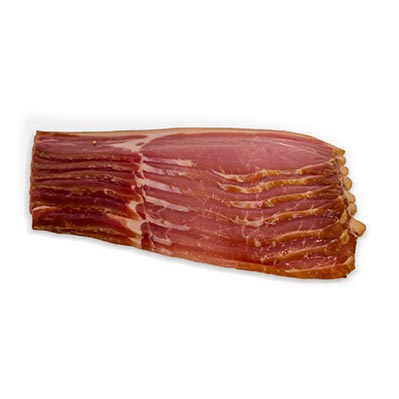 Dry Cured Rindless Back Rashers Unsmoked or Smoked