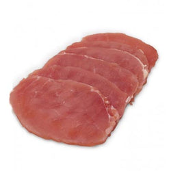 Extra Lean Dry Cured Bacon medallions 200g