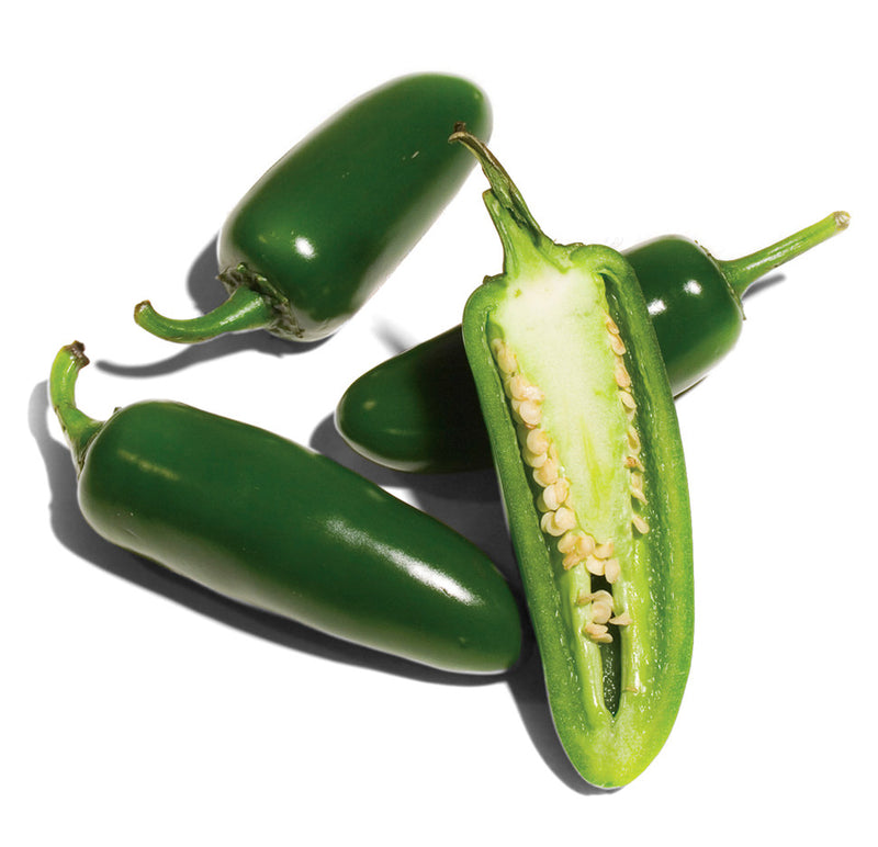 Jalapeño Peppers 38g