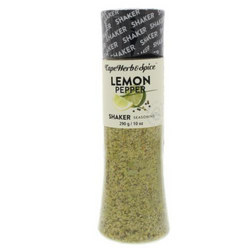 Cape Herb Lemon Pepper Shaker (270g)