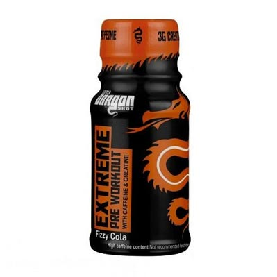 Little Dragon Pre-workout Shot Cola 60ml - 12 for €20!