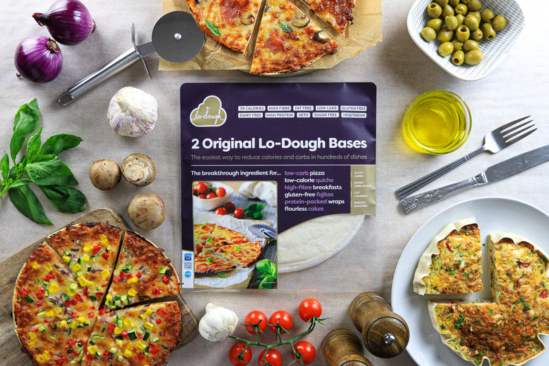 Lo-Dough - The Bread Alternative