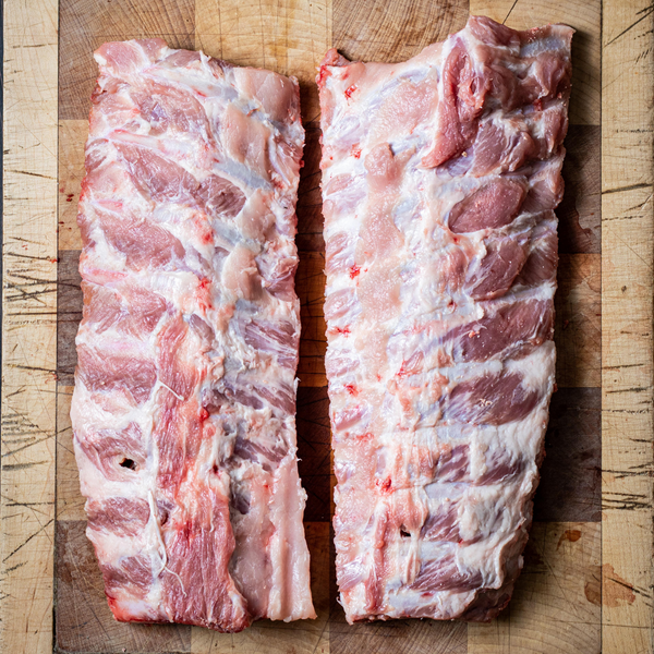 Pork Loin Ribs -  Also Know As Baby Back Ribs