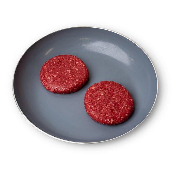 4 Lambay Beef Steak Burgers (150g Each)