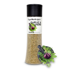 Cape Herb Giant Garlic & Herb Shaker (270g)