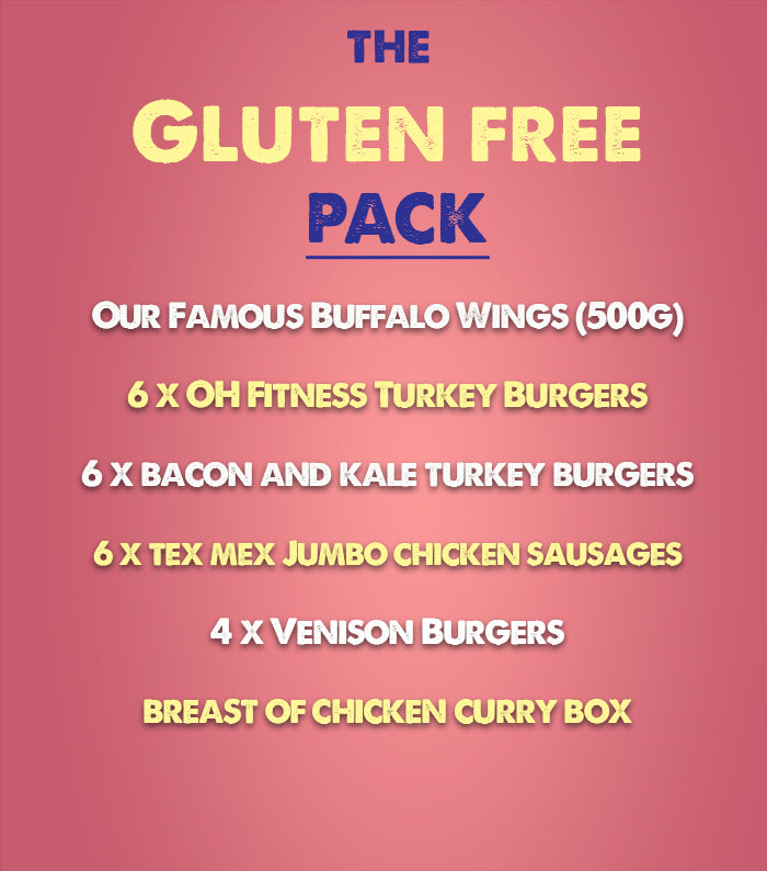 The Gluten Free Pack