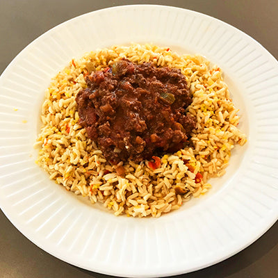 Chilli Con Carne with Power Rice (400g)