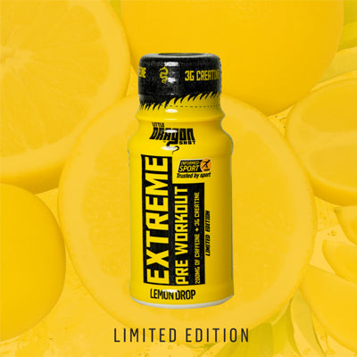 Little Dragon - Extreme Pre Workout Lemon Drop (Limited Edition)