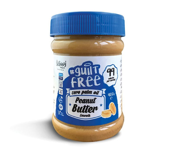 Skinny 100% Pure Peanut Butter - Smooth 400g