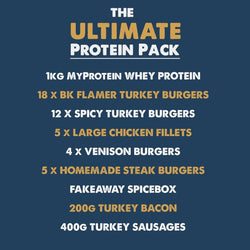 The Ultimate Protein Pack