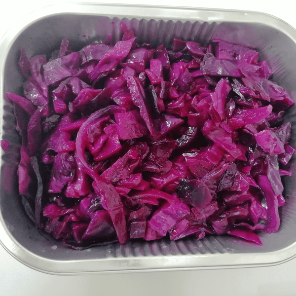 Red Cabbage in Apple (350g)