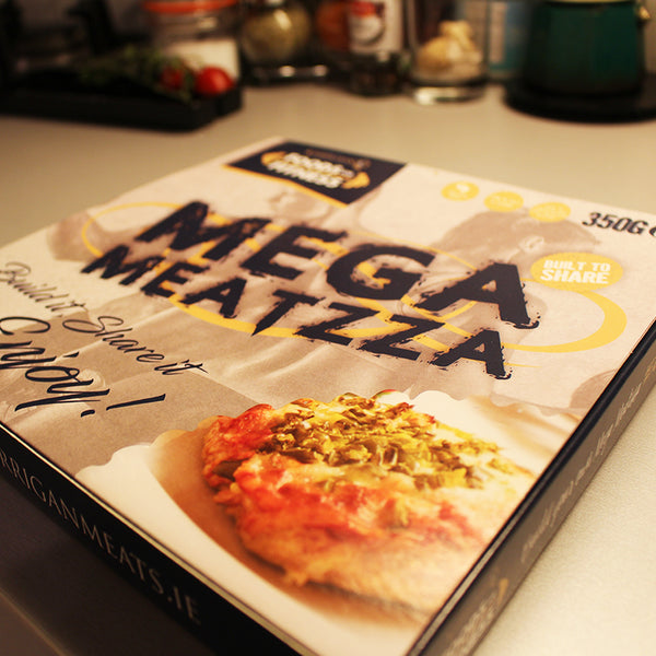 Build Your Own Mega Meatzza