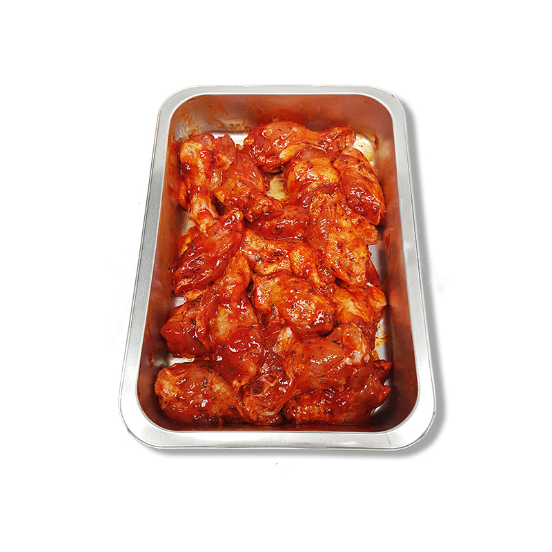 Famous Chicken Wings BBQ - 1kg