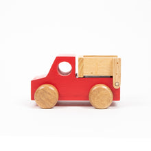 Load image into Gallery viewer, The Red Dump Truck